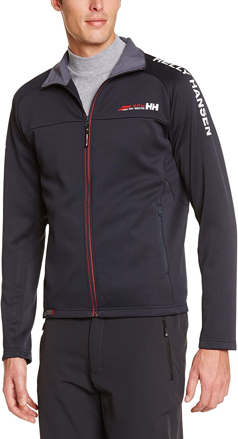 TALLA M. Helly Hansen HP Fleece Jacket, Hombre