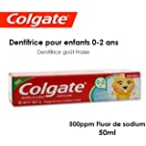 COLGATE TOOTHPASTE FOR KIDS 50ML (0-2Y) - STRAWBERRY