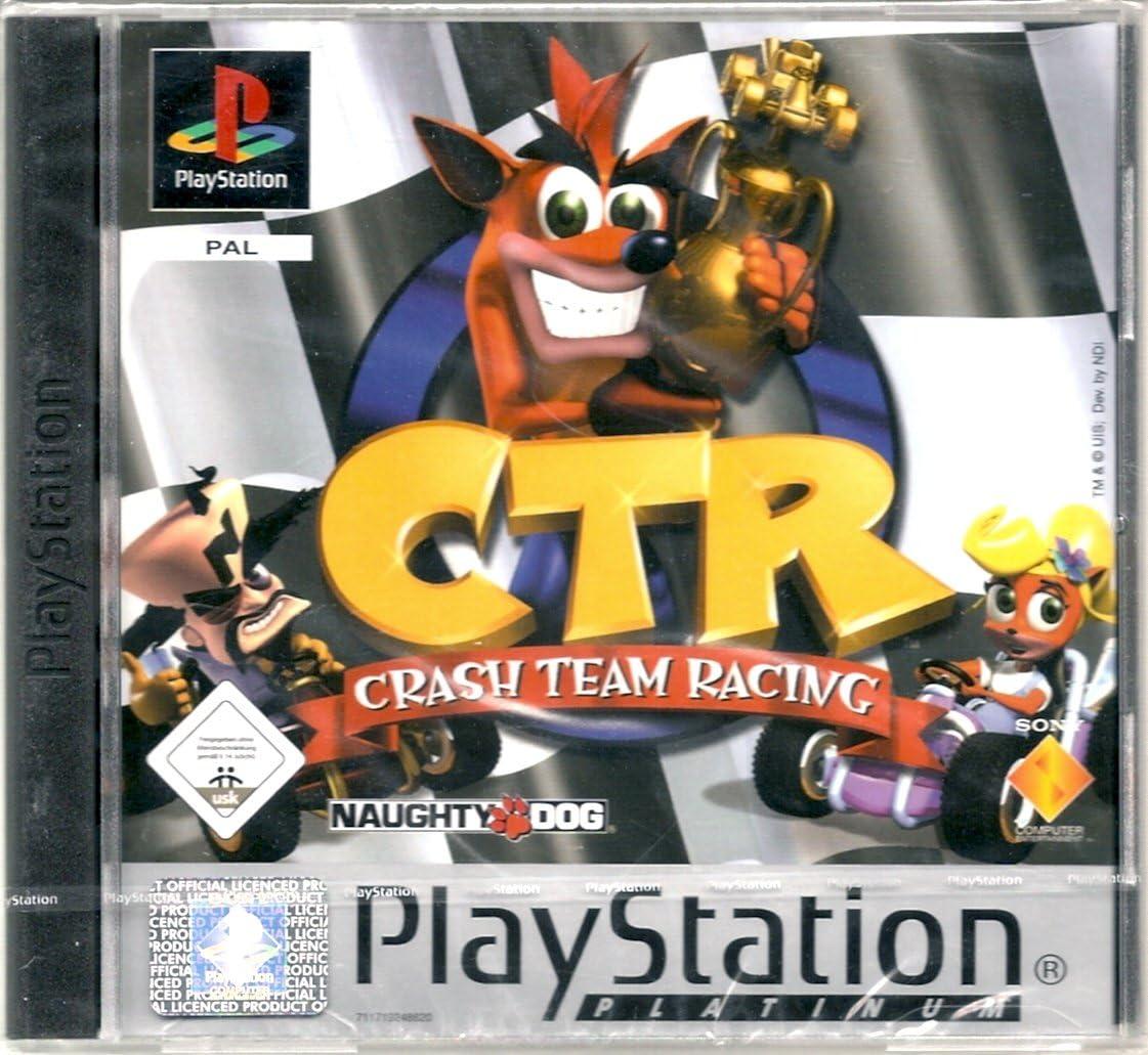 Crash Team Racing [Importación alemana]: Amazon.es: Videojuegos