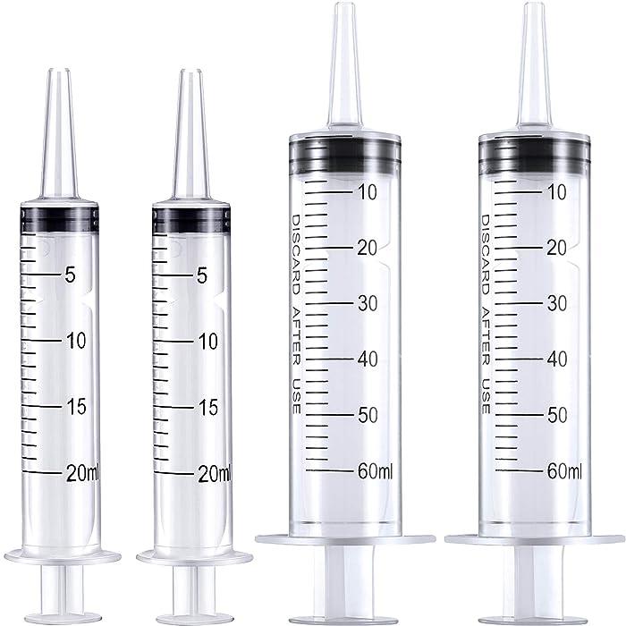 Updated 2021 – Top 10 Medical Syringe For Food