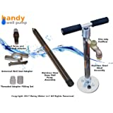 Diy Water Well Kit Includes Water Well Hand Pump Auger