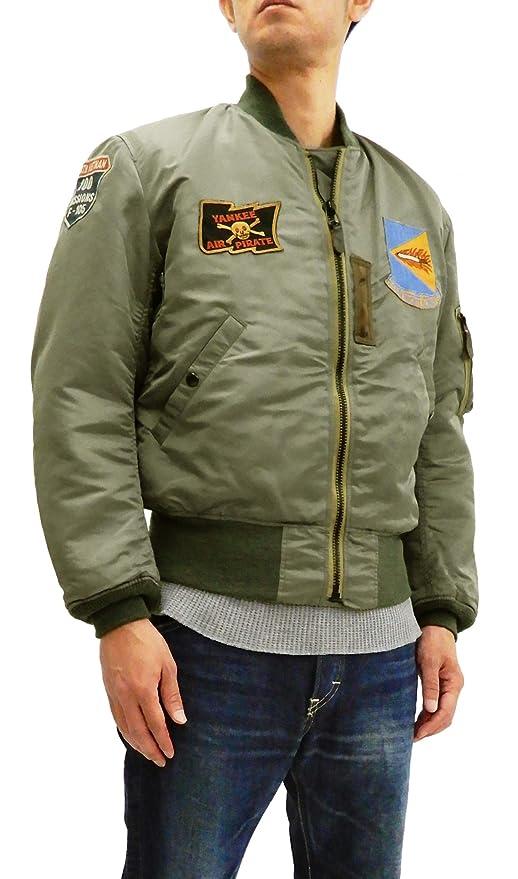 Amazon.com: TOYS McCOY TMJ1831 Chaqueta de Vuelo para Hombre ...