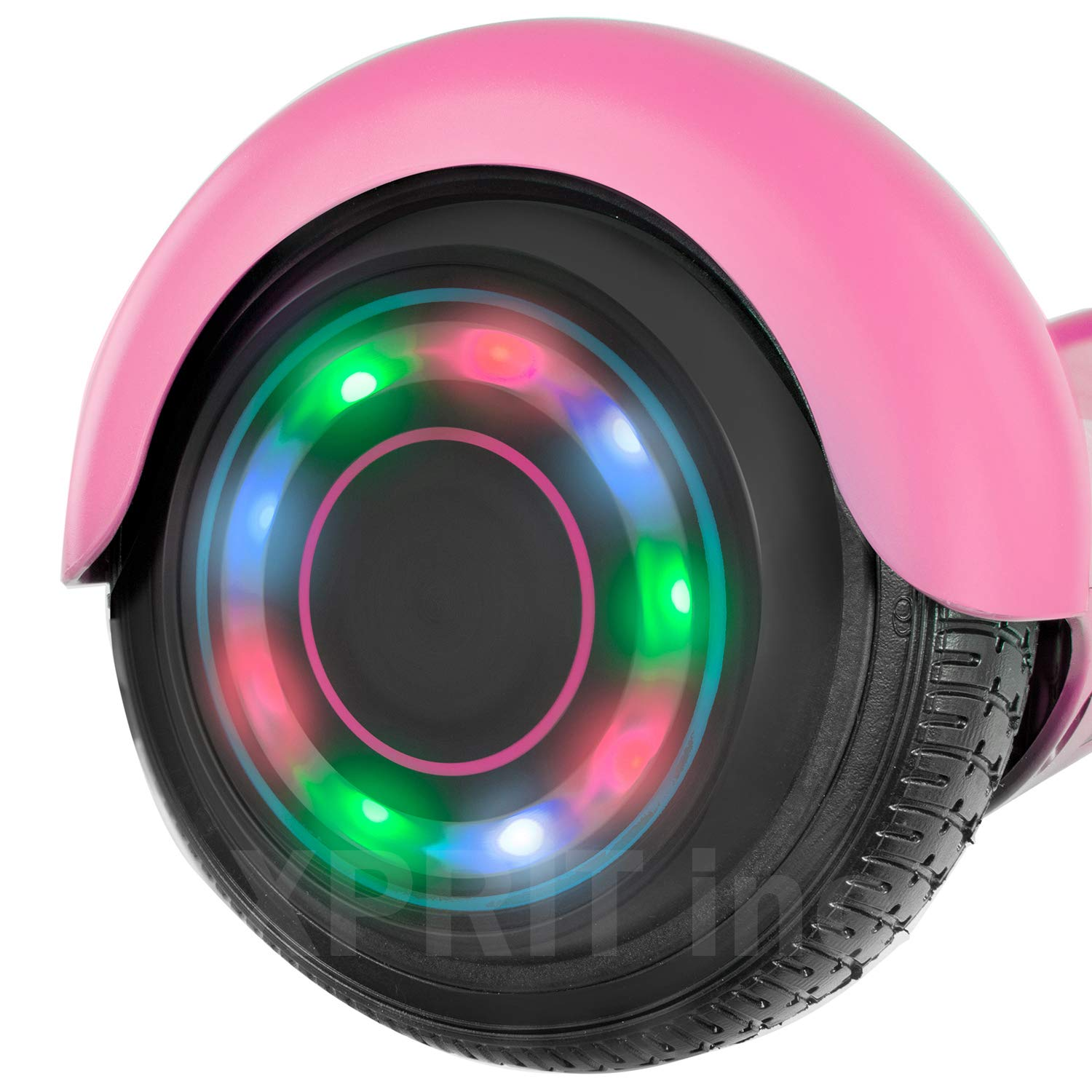 XPRIT Easter Sale Hoverboard w/Bluetooth Speaker (Pink) by XPRIT (Image #3)