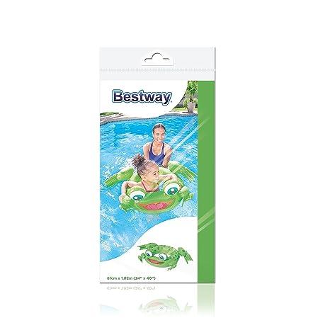 Bestway 36059 flotador para bebé Vinilo Azul, Verde, Rojo - Flotadores para bebé (