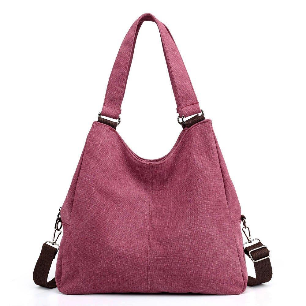 ToLFE Women Top Handle Satchel Handbags Shoulder Bag Messenger Tote Bag Purse Crossbody Bag