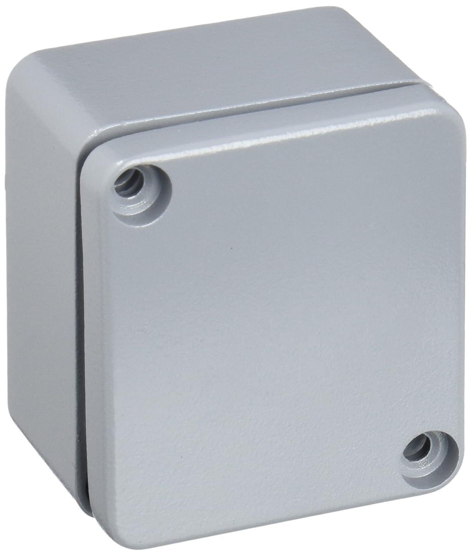 Bernstein 801100001 Caja de aluminio CA-020, Envolventes Industriales, 50 mm x 45 mm x 30 mm Dimensiones