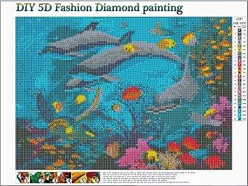 Sunnay Diamond Painting occhi nitidi gufo famiglia 5D diamante Painting pieno disegno Full Drill grande DIY ricamo croce punto foto soggiorno