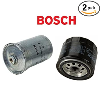 Amazon.com: Tune Up Kit Engine Oil Fuel Filters for Volvo 940 Turbo; B230FT Eng.; In Line 1991: Automotive