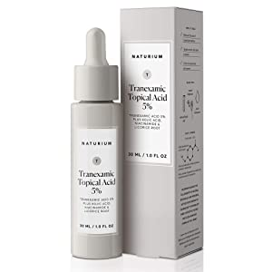 Tranexamic Topical Acid 5% - for Dark Spots and Melasma with Kojic Acid