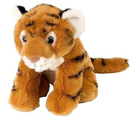 27f796ee76d1 Amazon.com  Wild Republic Tiger Baby Plush