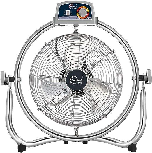 DHMHJH Ventilador eléctrico Industrial de Alta Potencia Ventilador ...