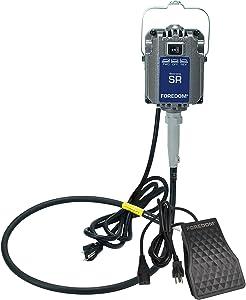 Foredom Reversible SR Motor w/Standard Shaft Sheath & Foot Control Flex Shaft Machine Jewelry Making M.SR-FCT Rotary Motor 115V 1/6 HP
