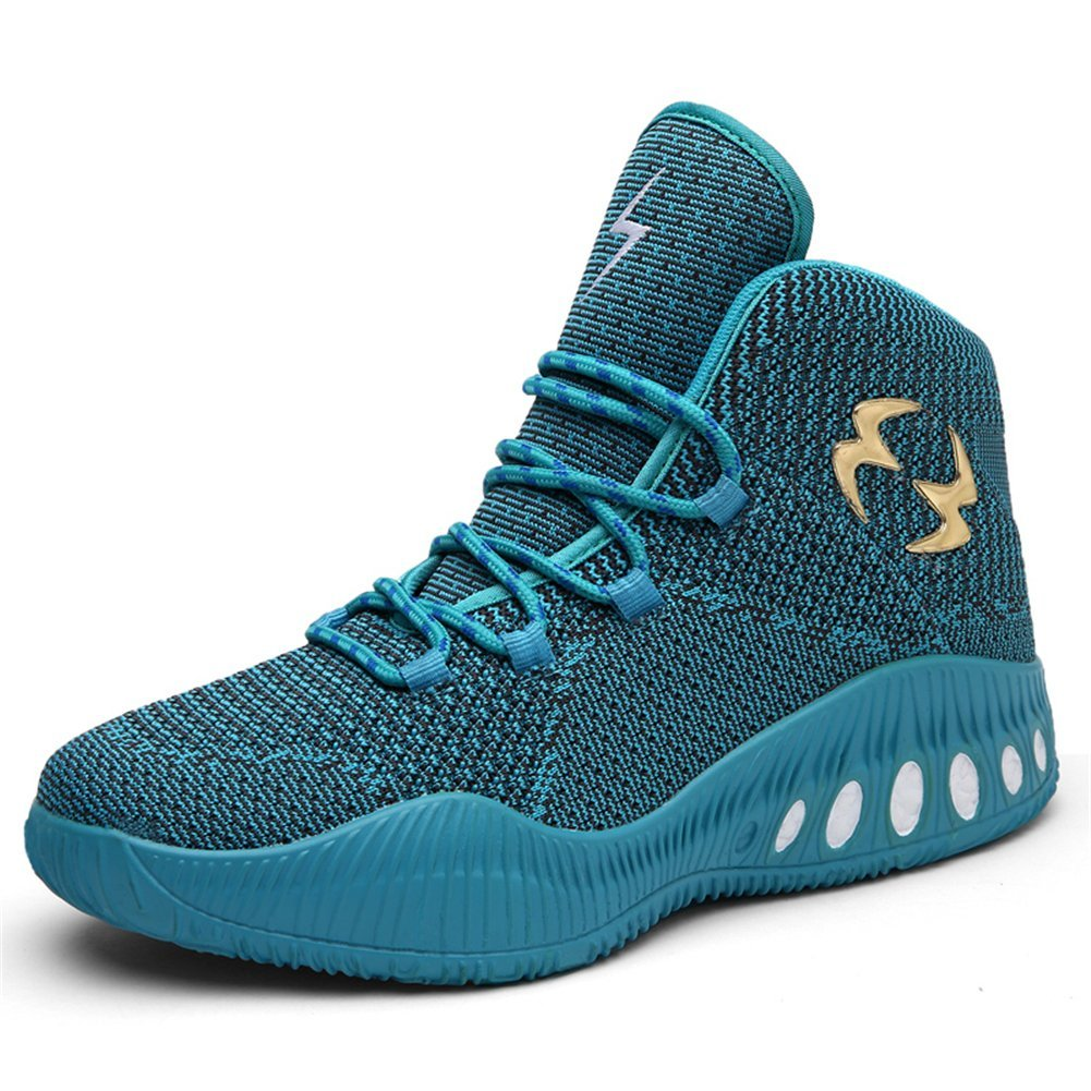 Toptak Toptak Toptak Herren Basketballschuhe Athletic Sports Fitness Stoßdämpfung Schuhe Blau 65791f