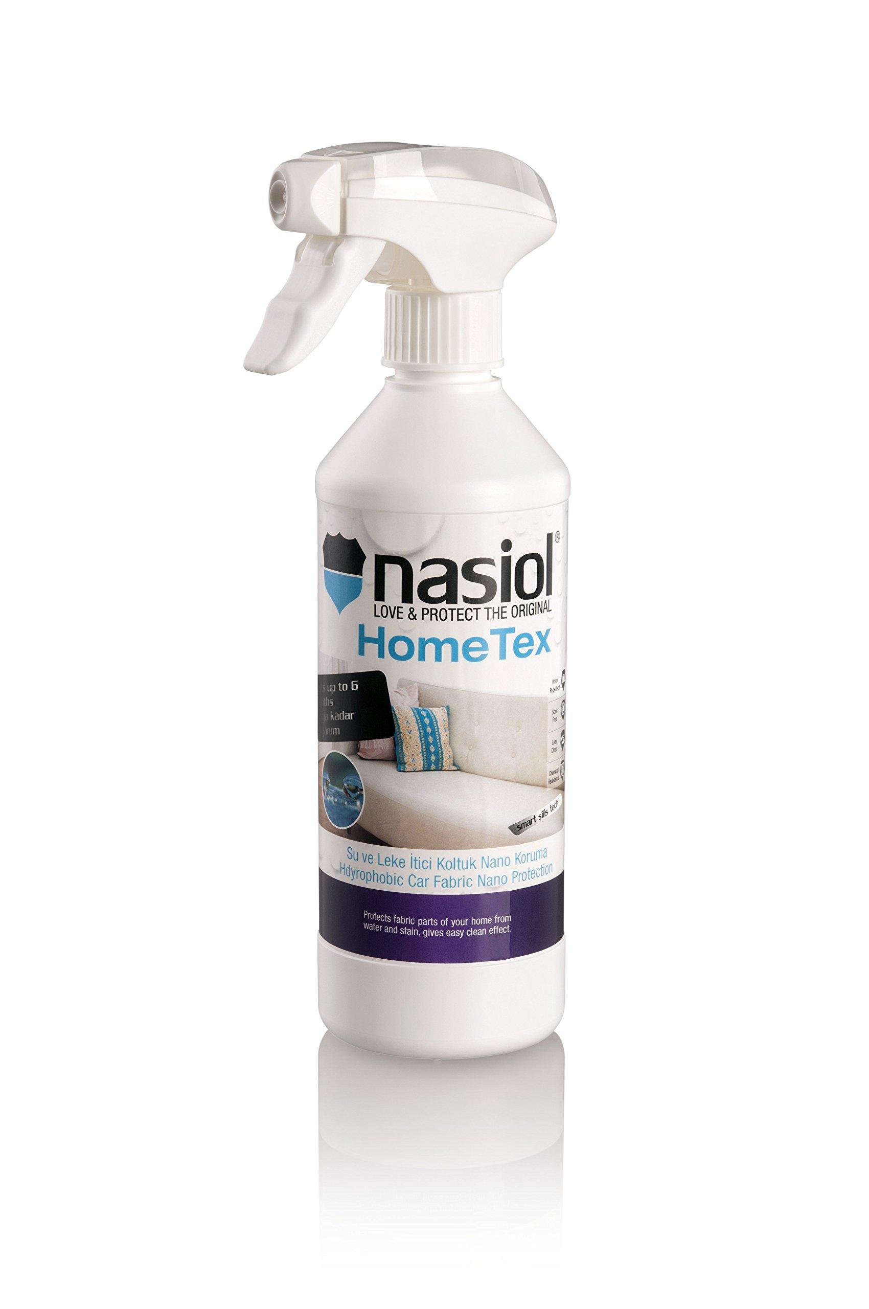 NASIOL HomeTex Home Textile Nano Protection 500 ml (17 fl. oz.)