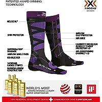 X-Socks Ski Control 4.0 Women Calcetines De Invierno Calcetines De Esquí Mujer