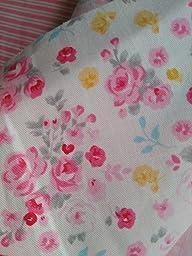 ... a usarla para hacer aplicaciones en la ropa de mi hija, y también la usaré para manualidades de patchwork. Las telas son muy bonitas y vistosas, ...