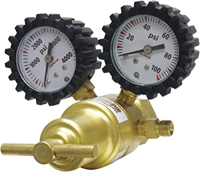 Uniweld oxygen regulator RSOB light duty