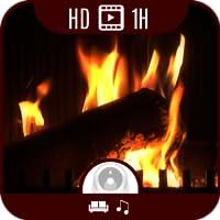 Feu de Cheminée HD – édition classique [1+ heures - 5 variations – 2 albums de classique]