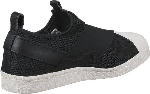 adidas Superstar Slipon W, Chaussures de Fitness Femme