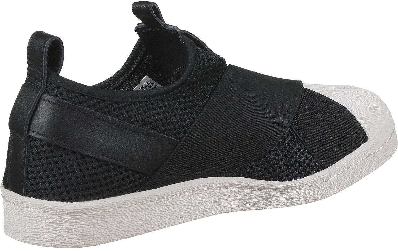 adidas Superstar Slipon W, Zapatillas de Baloncesto para Mujer ...