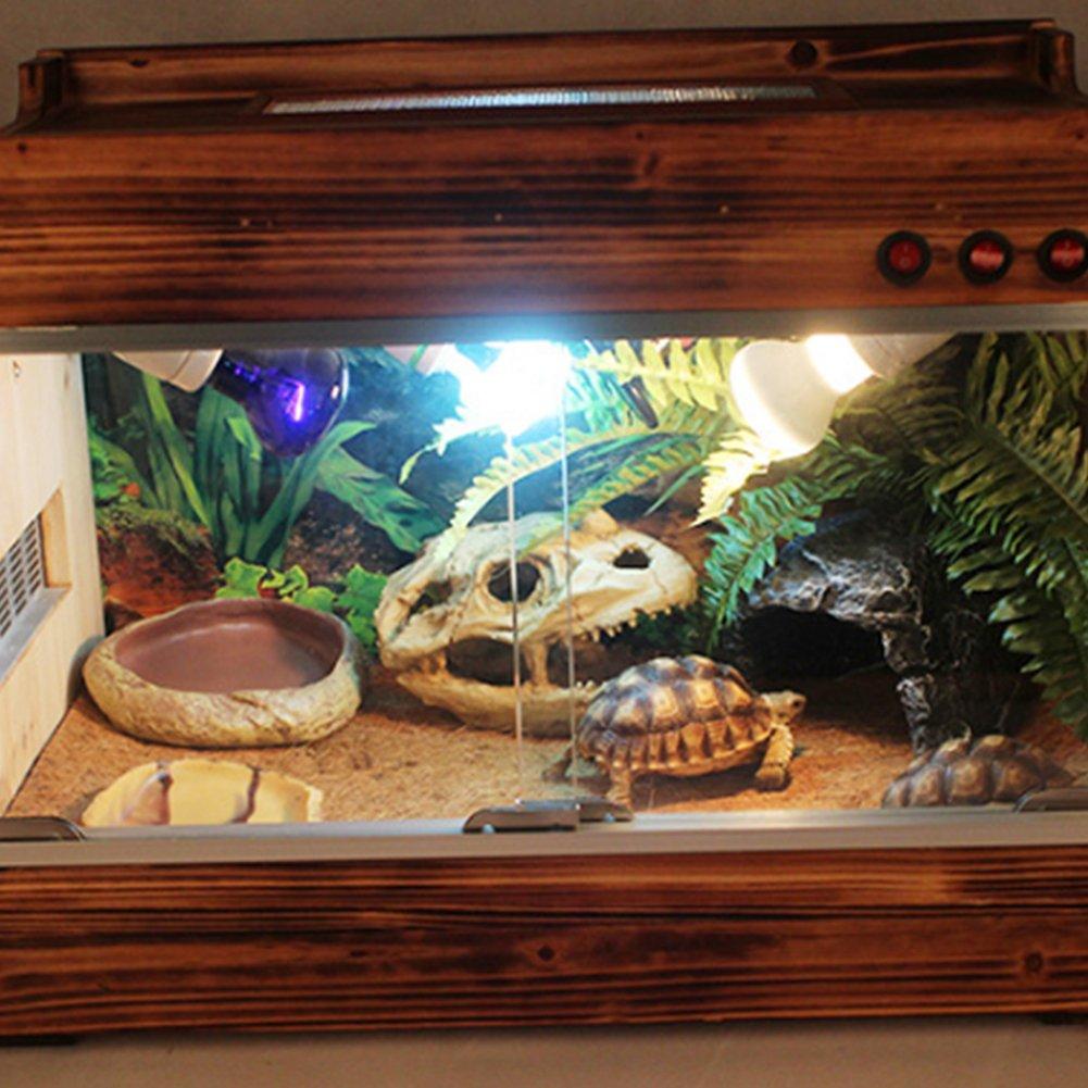 Ocamo 60x40CM Pet Natural Coconut Mat Reptile Box Breathable Bedding Line for Turtles, Reptilia and Small Animals by Ocamo (Image #5)