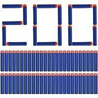 Yosoo 200 Dart Vullingen voor Nerf Elite – 2.8 inch