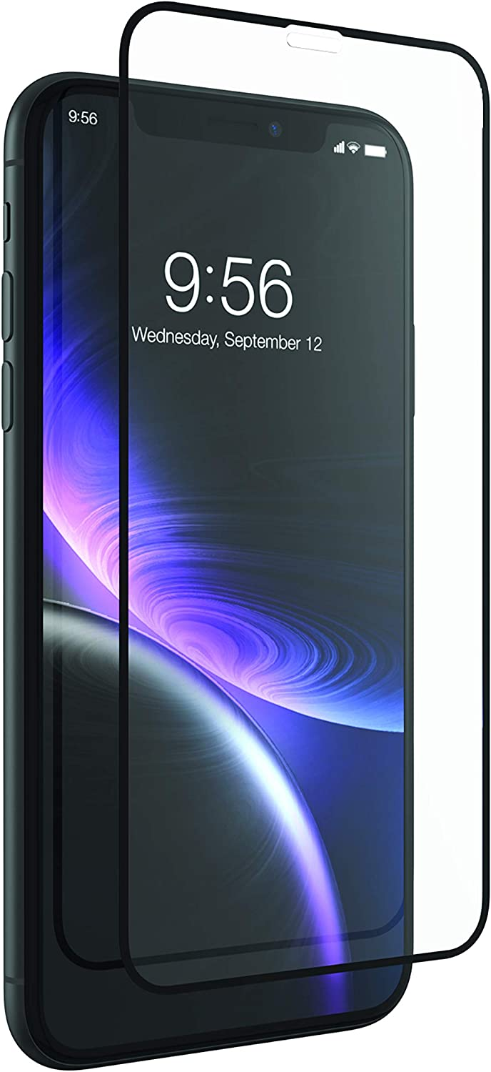 ZAGG InvisibleShield Glass+ Luxe Tempered Screen Protector for iPhone XR - Clear (200102123)
