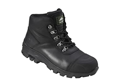 a5e20206c51c Rock Fall Granite RF170 Black S3 HRO SRC Steel Toe Water Resistant Safety  Boots (US