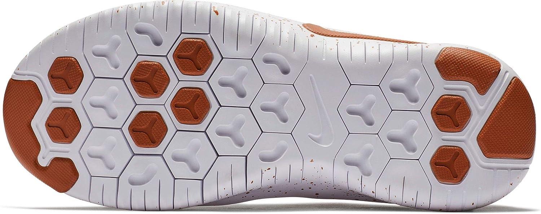 big sale 6817b 1158c Amazon.com Nike Mens Free TR 8 Texas Training Shoes (OrangeWhite, 14 M  US) Sports  Outdoors