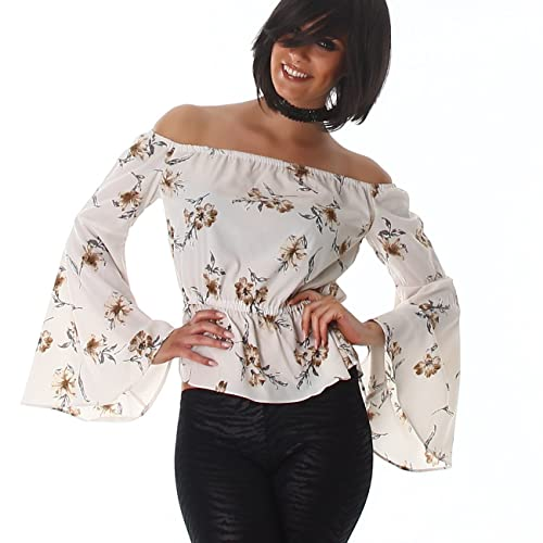 IL BAZAR - Camisas - Floral - para mujer