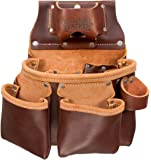 Occidental Leather 5018DB 3 Pouch Pro Tool Bag