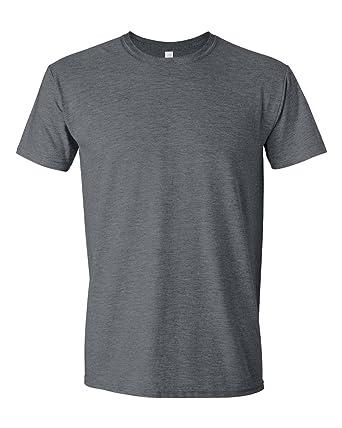 7e9f0250 By Gildan Gildan Adult Softstyle 45 Oz T-Shirt - Dark Heather - 3XL -