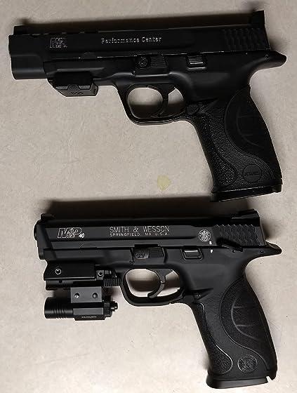Smith & Wesson 2255053 M&P 40 - Blowback Air Pistol .177 BB Informed review of the Umarex Smith & Wesson M&P 40 BLOWBACK (plus update)