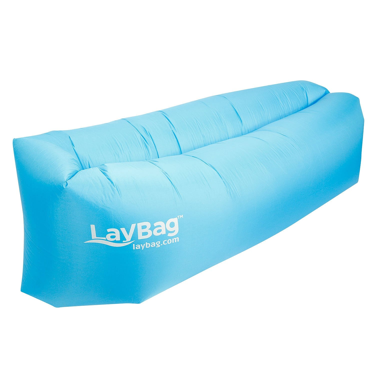 LayBag Inflatable Air Lounge, Blue