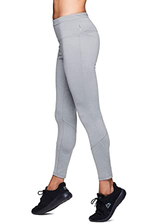 cde3bed6d75a88 Amazon.com: RBX Active Women's Fleece Lined Insulated Leggings: Clothing