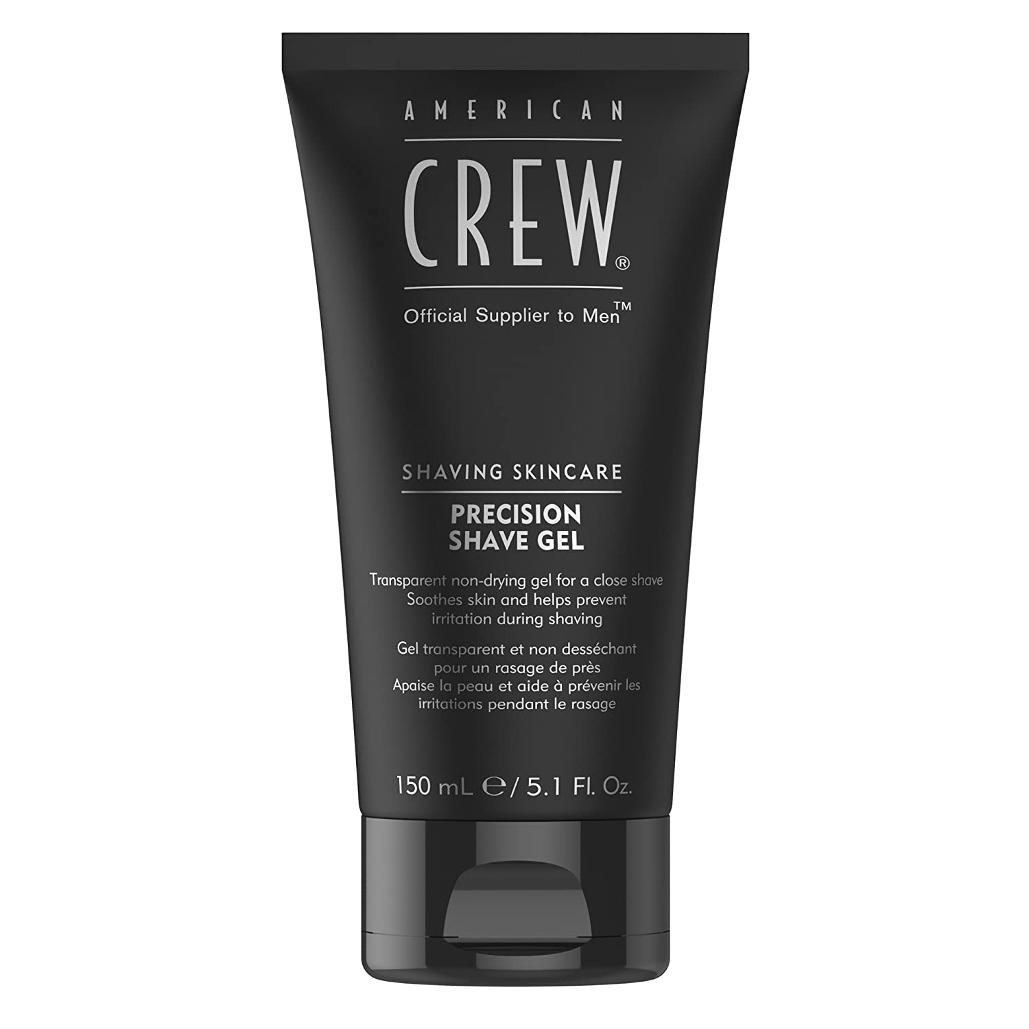 American Crew Precision Shave Gel, 5.1 Ounce 7240616000
