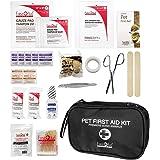 First Aid Central 39 Piece Pet First Aid Kit (AZ-PETBFAK)