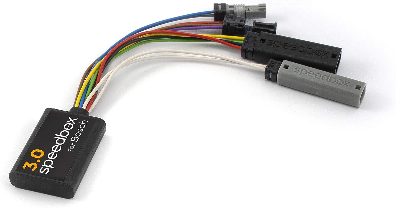Speed Box E-Bike 3.0 Tuning Bosch Pedelec Motores con indicador de ...
