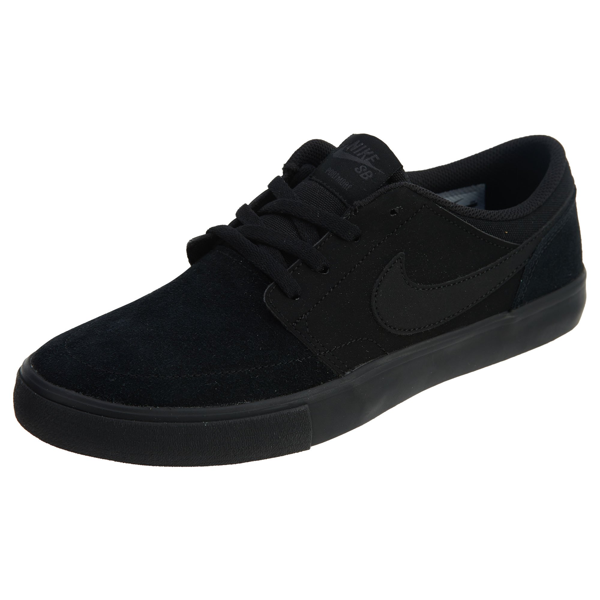 735620ca1ba384 Galleon - Nike 880266-002: SB Portmore II Solar Black/Anthracite  Skateboarding Sneakers (8.5 D(M) US Men)