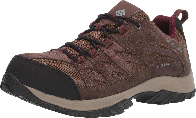| Columbia Women's Crestwood Waterproof Boot Hiking Shoe | Hiking Boots