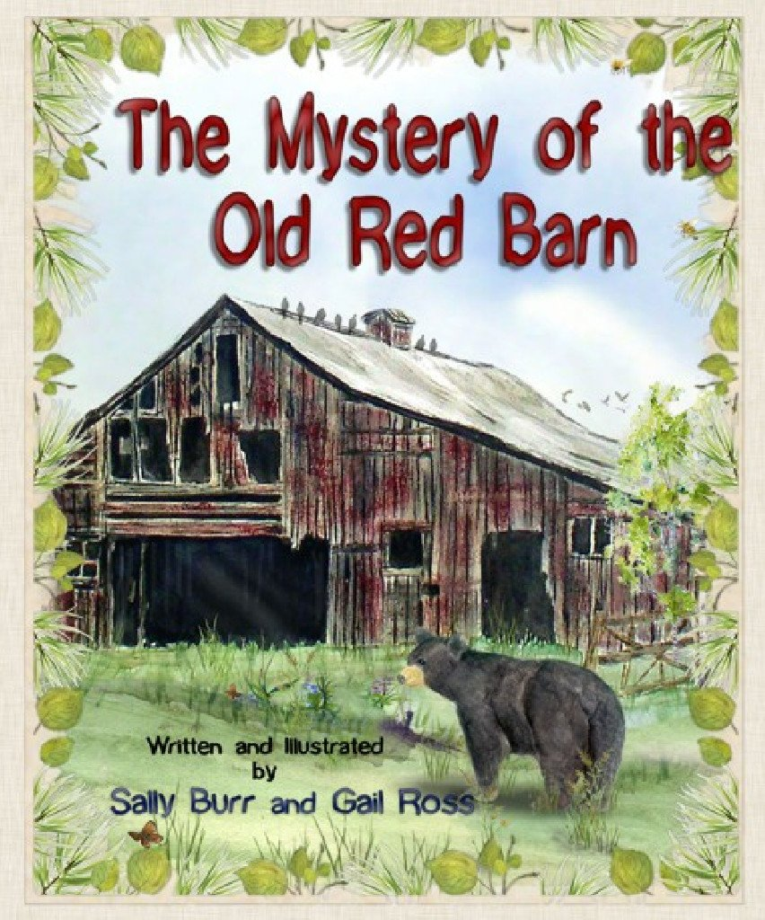 The Mystery of the Old Red Barn HC (The Black Forest Friends Book Series) PDF
