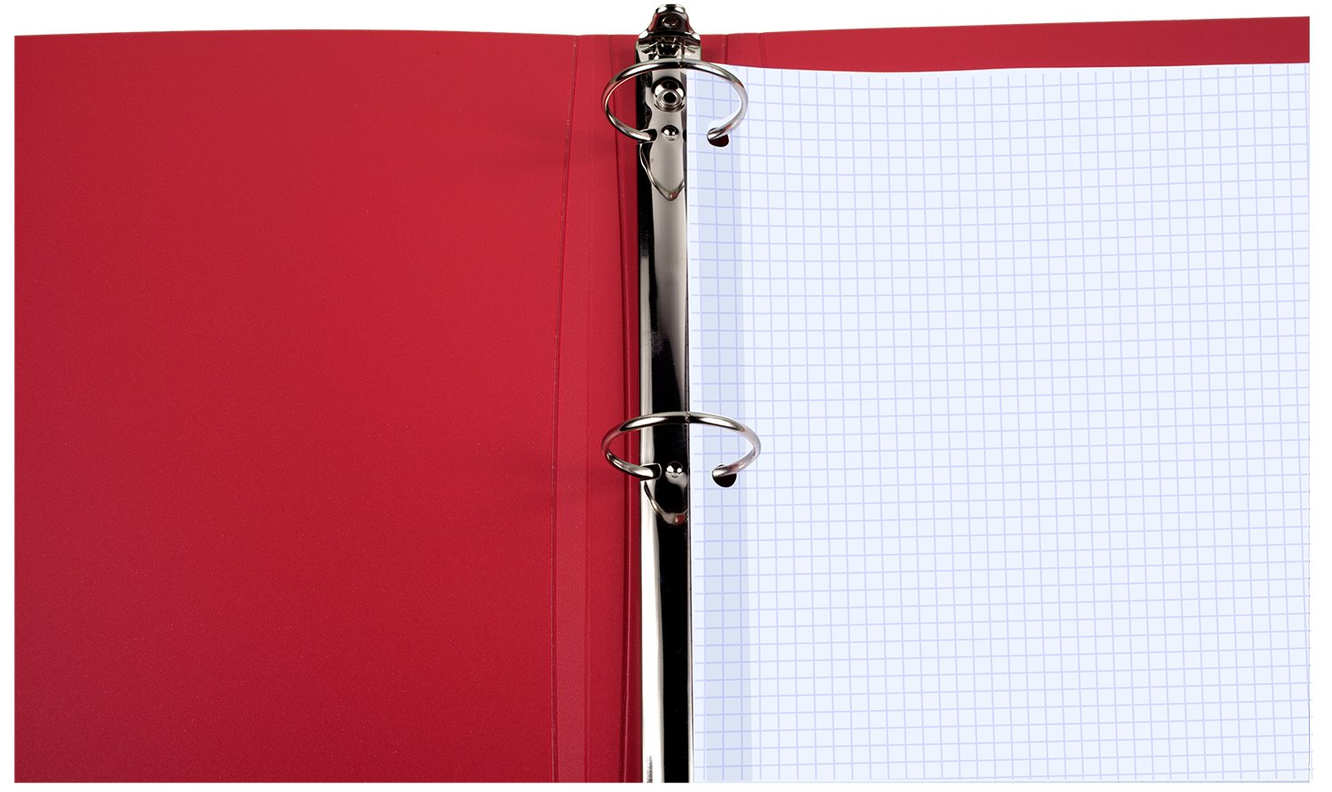 Mead Filler Paper, Loose Leaf Paper, Graph Ruled Paper, Q4, 100 Sheets, 10-1/2'' x 8'', Reinforced, White, 3 Pack (38040) by Mead (Image #5)