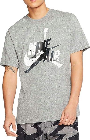 NIKE Jordan Jumpman Classics Camiseta Hombre - algodón: Amazon.es: Ropa y accesorios