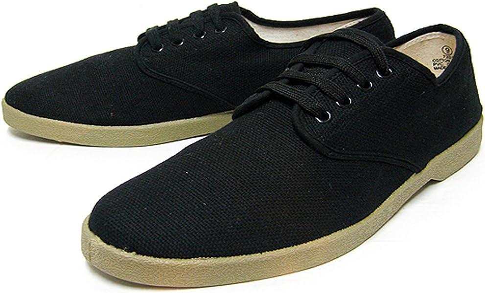 94183f197bc Zig-Zag Wino Black Gum Shoes (6.5M US)