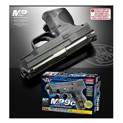 Amazon com : AirSoft M&P 9C Compact Handgun Pistol BB Gun