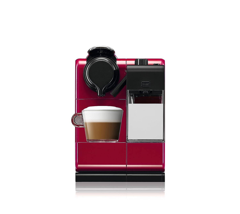 Nespresso EN550.R Cafetera, 1400 W, 1 Cups, De plástico, Rojo ...