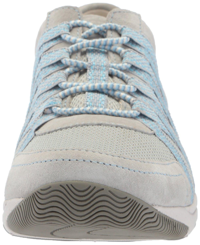 Dansko Women's Honor Sneaker B072XX7952 37 M EU (6.5-7 US)|Grey Suede