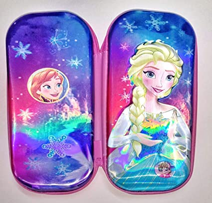 Buy YUV 7D Pencil Box (Frozen) Online at Low Prices in India