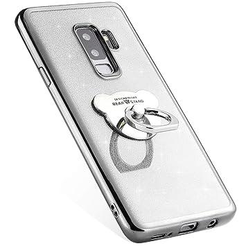 uposao Compatible con SAMSUNG GALAXY S9 Plus carcasa ...