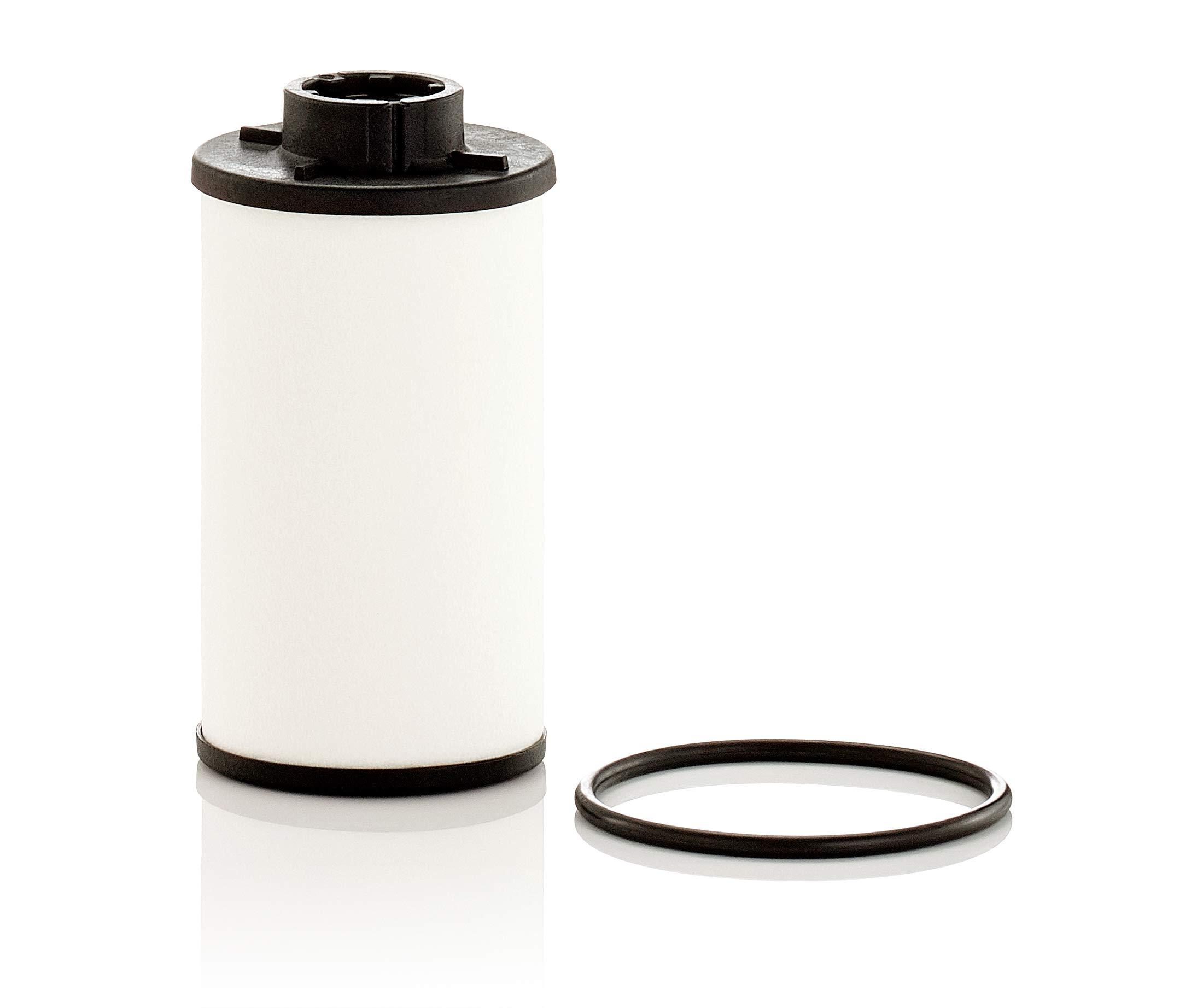 Original MANN-FILTER Oil filter H 6003 z – Transmission filter set with gasket / gasket set – For Passenger Cars